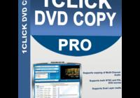 1CLICK DVD Copy Crack