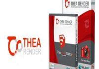 Thea Render Crack