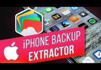 iBackup Viewer crack