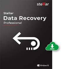Stellar Data Recovery Professional Full Crack